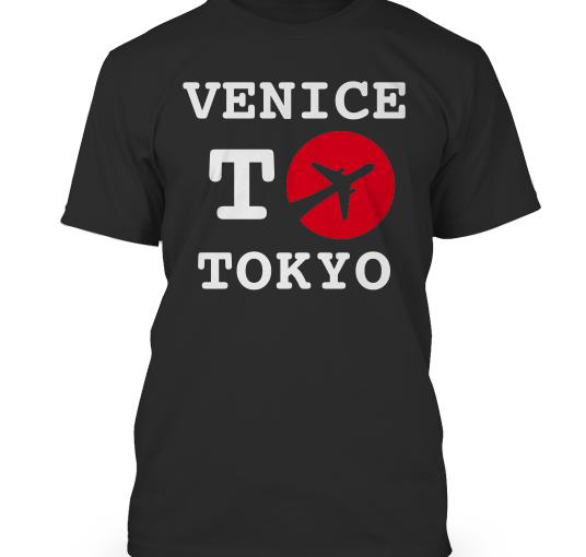 Venice to Tokyo TEE –1