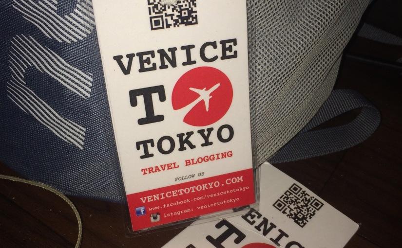VENICE TO TOKYOADV