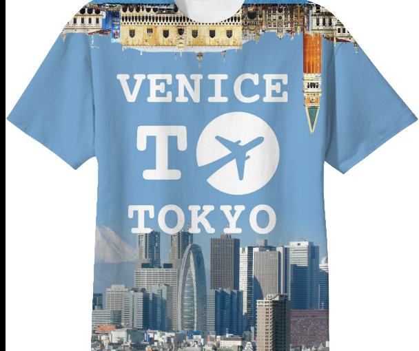 Venice to Tokyo TEE –2