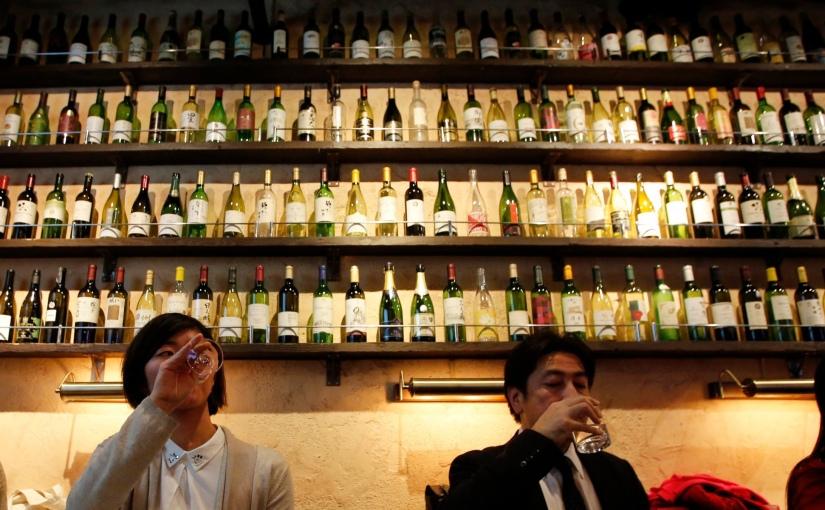 Giappone primo mercato asiatico per il vinoitaliano