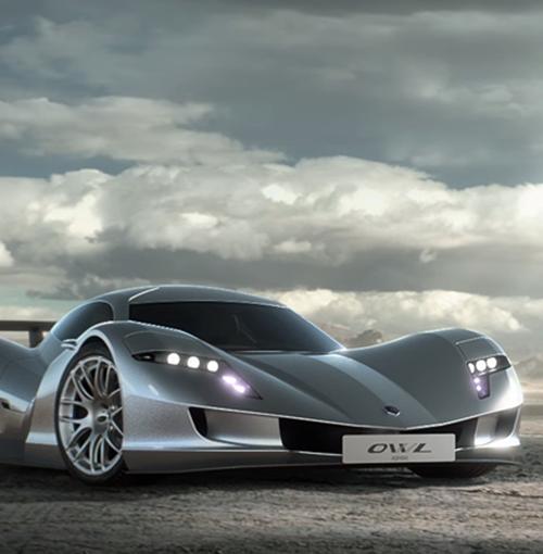 SUPER CAR elettricagiapponese